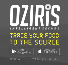 Oziris Food Trace App